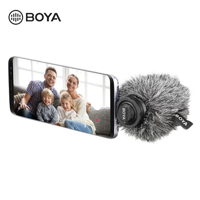 BOYA BY-DM200 Apple iPhone 麥克風 11 12 iPad 蘋果 收音麥克風 立體聲麥克風