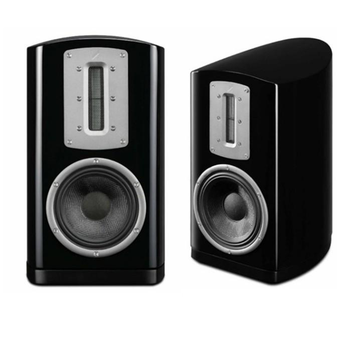 英國 Quad Z系列 Z-2書架型喇叭 頂級絲帶高音《名展影音》
