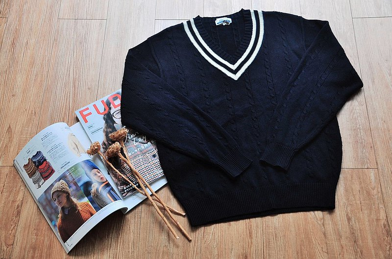 Vintage 上著 / 套頭毛衣 no.131