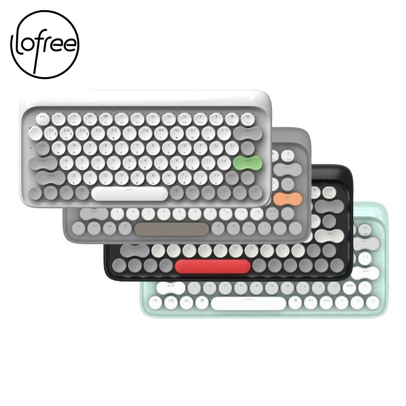 LOFREE 打字機鍵盤|全球限定注音版 (四色)<現貨><免運>