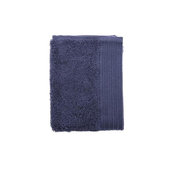 HOLA 埃及棉方巾-湛藍 30x30cm