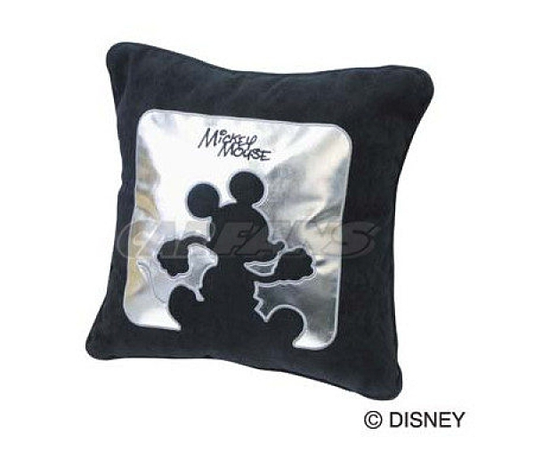 【愛車族】DISNEY迪士尼系列 米奇靠墊   抱枕 WD-165C