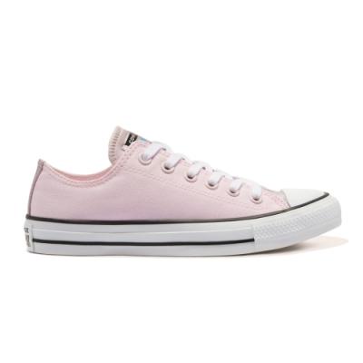 CONVERSE CTAS OX 低筒 基本款 百搭 兩色拼接 休閒鞋 女 粉 570288C