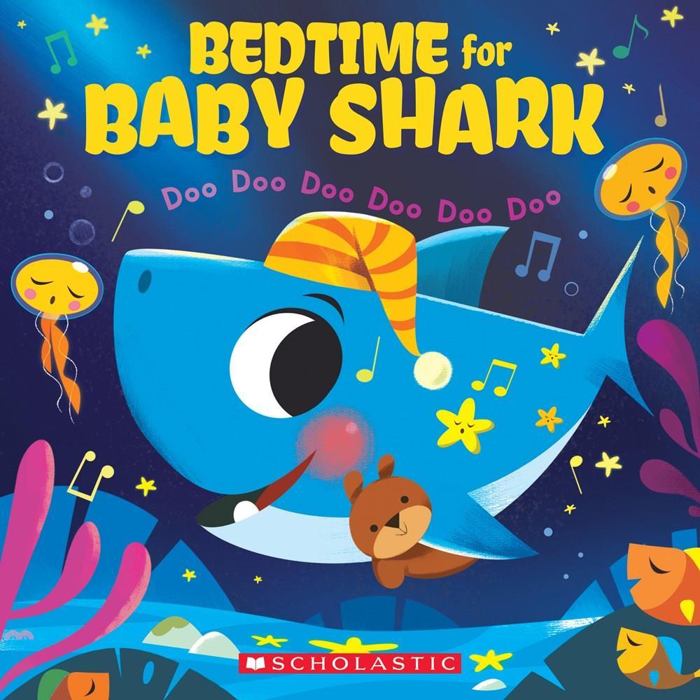 Bedtime for Baby Shark ― Doo Doo Doo Doo Doo【三民網路書店】[73折]