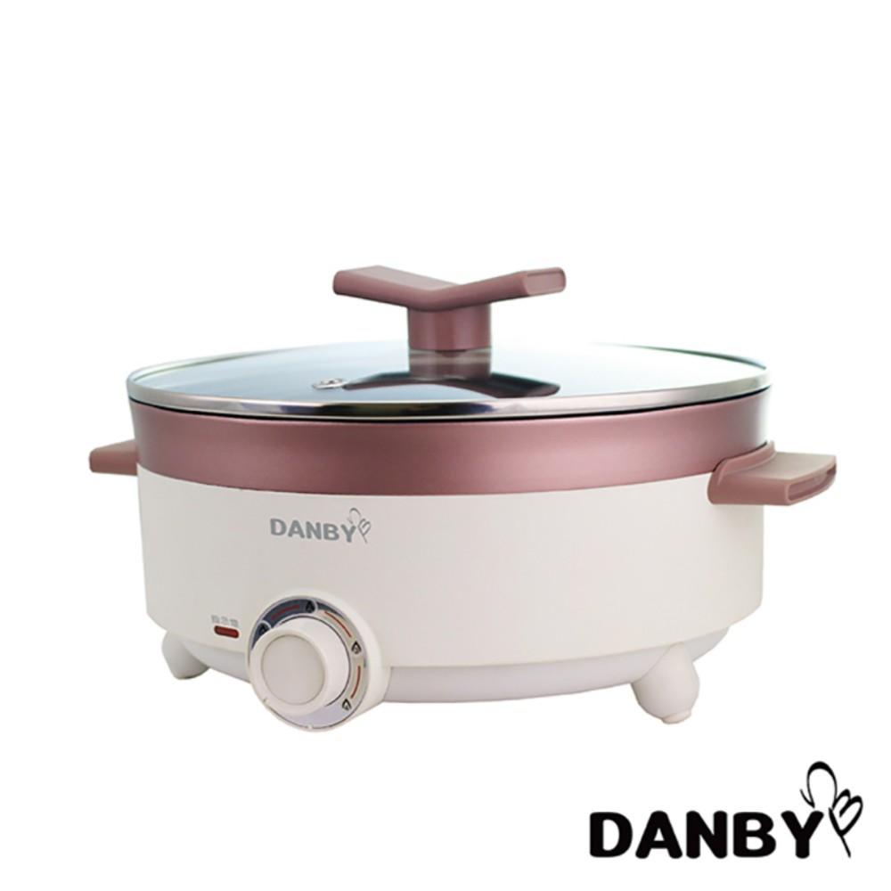 【生活工場】*丹比DANBY 4公升歐風電火鍋DB-40HP