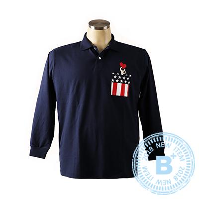 加大尺碼02-B59102POLO衫-丈青