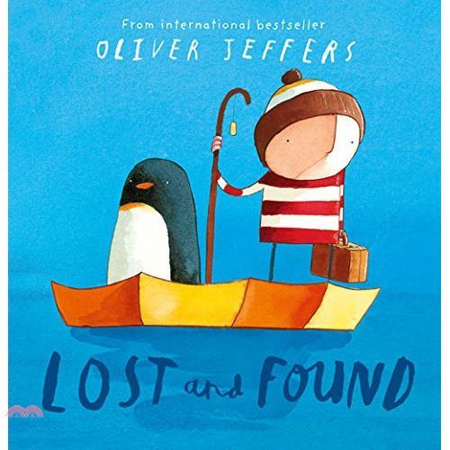 Lost and Found (平裝本)(英國版)【三民網路書店】[79折]