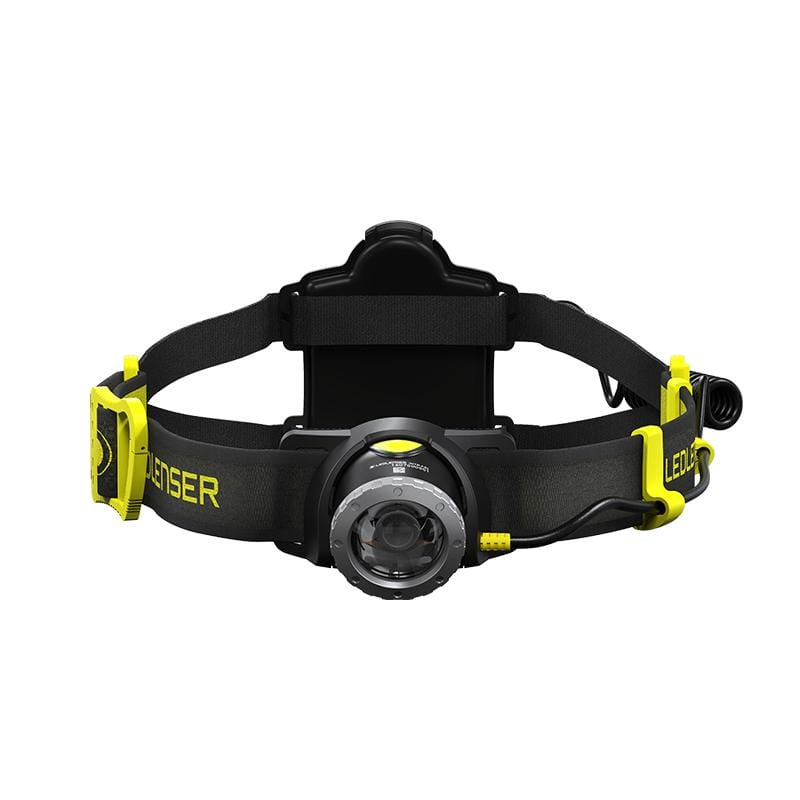 iH7R CRI 工業用充電式伸縮調焦頭燈