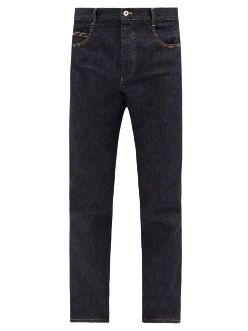Bottega Veneta - Straight-leg Jeans - Mens - Indigo