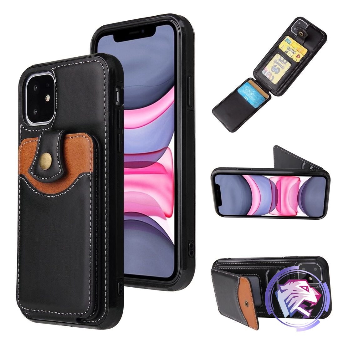 三星手機殼S10 S20PLUS S20 NOTE10PRO NOTE10 S10PLUS S10翻蓋皮套錢包防摔保護殼