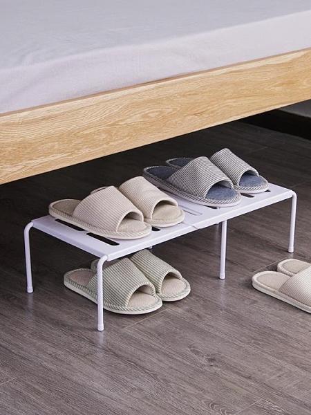 鞋架 家用簡易分層鞋架省空間置物架客廳宿舍塑料鞋子拖鞋收納架【快速出貨八折搶購】