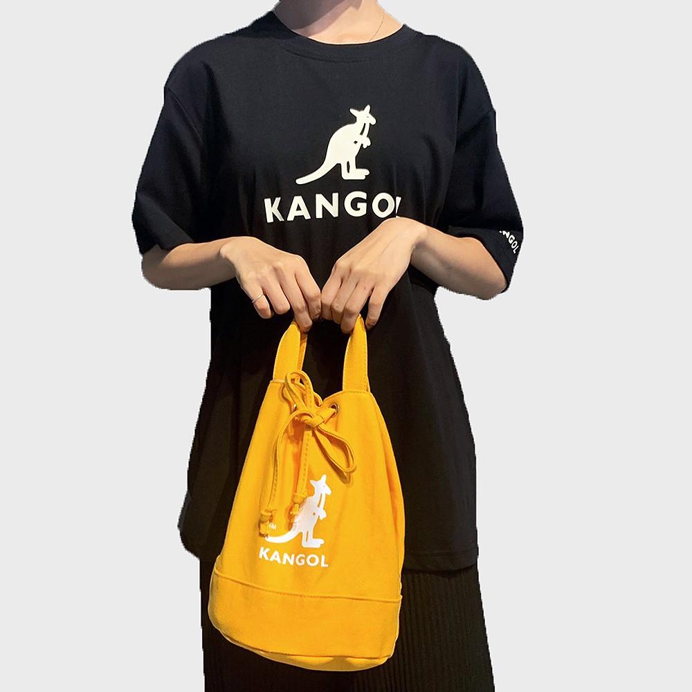 KANGOL 黃 側背包 肩背包 6925300760