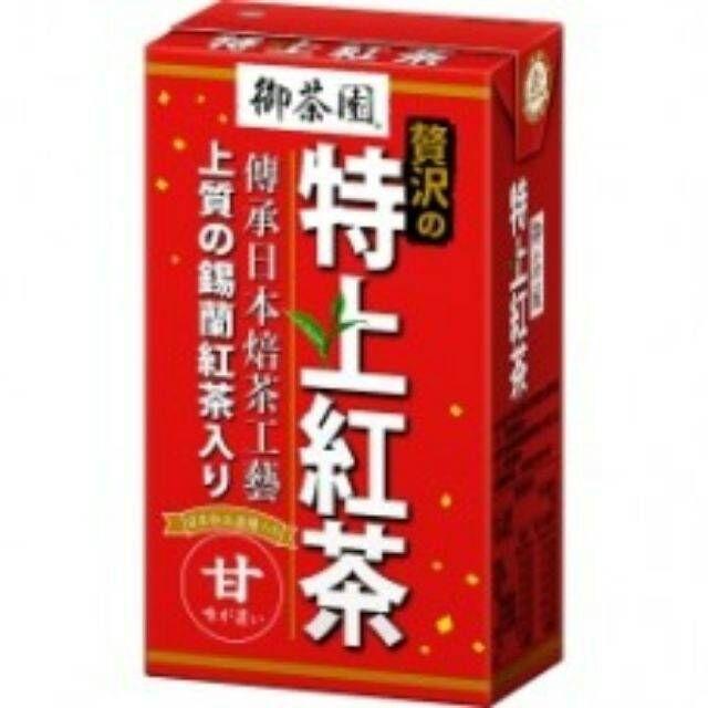 御茶園特上紅茶24入 (只限桃園新竹台北區購買)