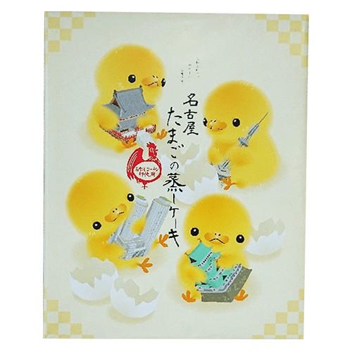 名古屋雞蛋糕禮盒400G【愛買】