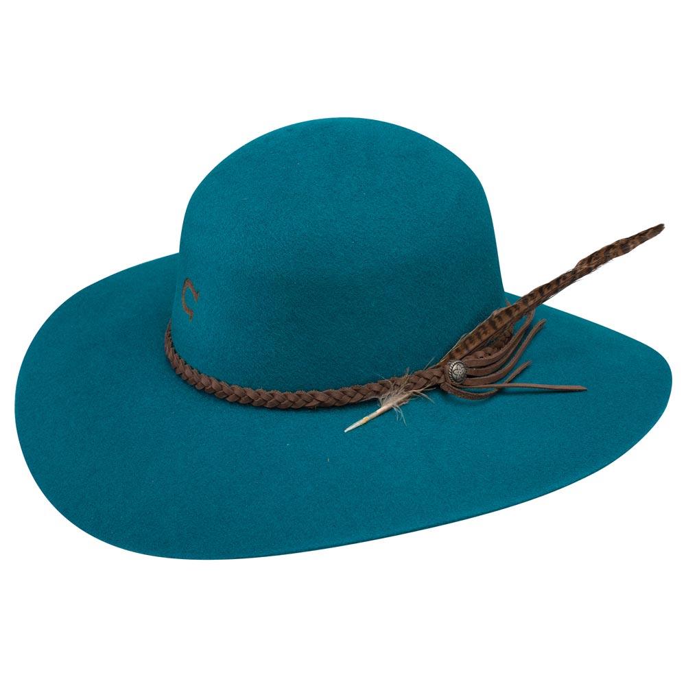Charlie 1 Horse Free Spirit - Floppy Wide Brim Hat