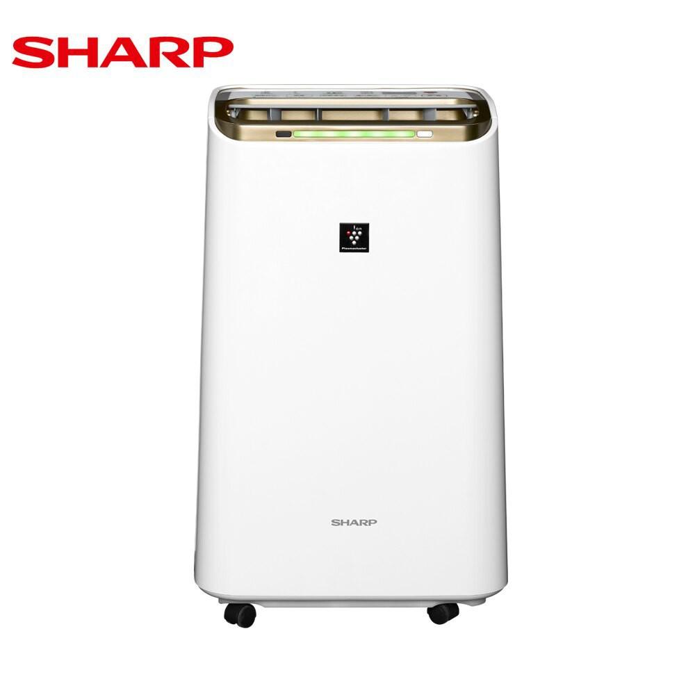 SHARP夏普 濾網型10公升/日 自動除菌離子清淨除濕機 DW-L10FT- 廠商直送