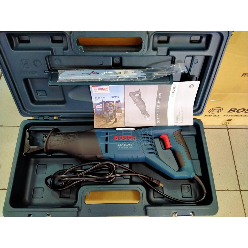 [工具喵] Bosch GSA 1100 E 軍刀鋸