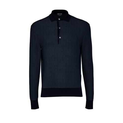 Knitwear polo