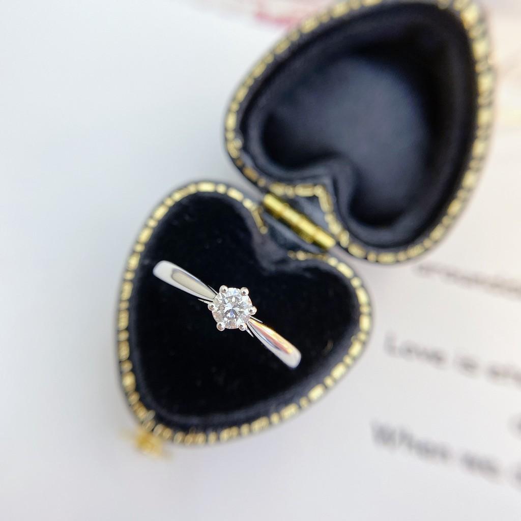 璽朵珠寶 [ 18K金 20分 六爪 鑽石戒指 ] 微鑲工藝 精品設計 鑽石權威 婚戒顧問 婚戒第一品牌 鑽戒 GIA