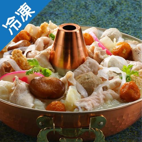 佳佳酸菜白肉鍋1200G/碗【愛買冷凍】