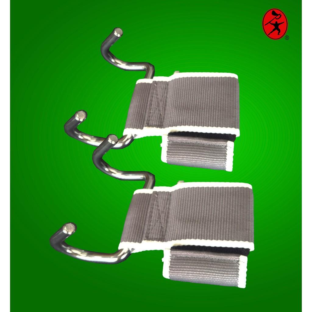 力大健康生活館~護腕加寬型倍力鈎lt1b.2倍力帶.拉力帶.助力帶.舉重鈎重量訓練啞鈴舉重拉背
