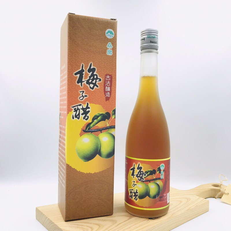 桑樂 梅子醋 花蓮種植 飲品 梅子 釀造