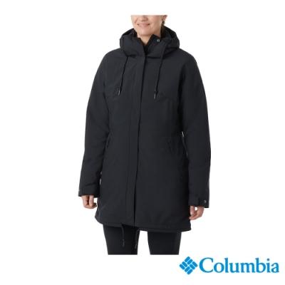 Columbia 哥倫比亞 女性 - Omni-TECH 防水長版兩件式外套-2色 UWR02180
