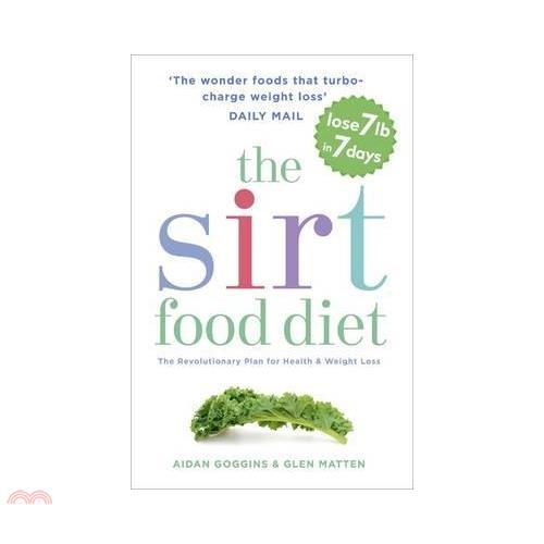 The Sirtfood Diet【三民網路書店】[79折]