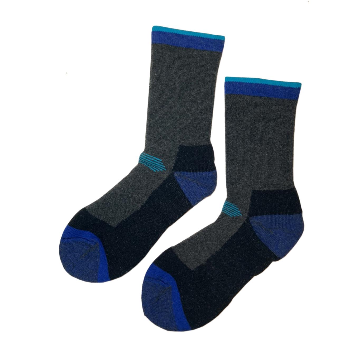 30%美麗諾羊毛登山健行襪