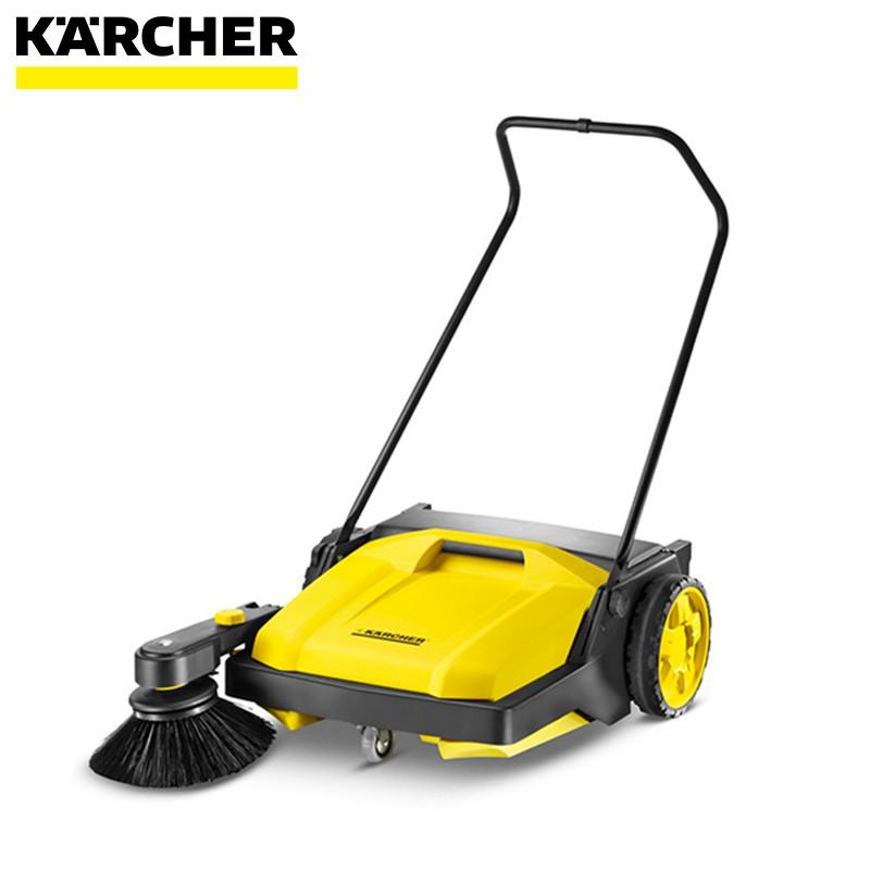德國凱馳 KARCHER 加大型手堆式掃地機 S750 廠商直送