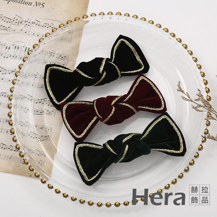 hera 赫拉韓國潮流糖果造型彈簧夾/髮夾-3色