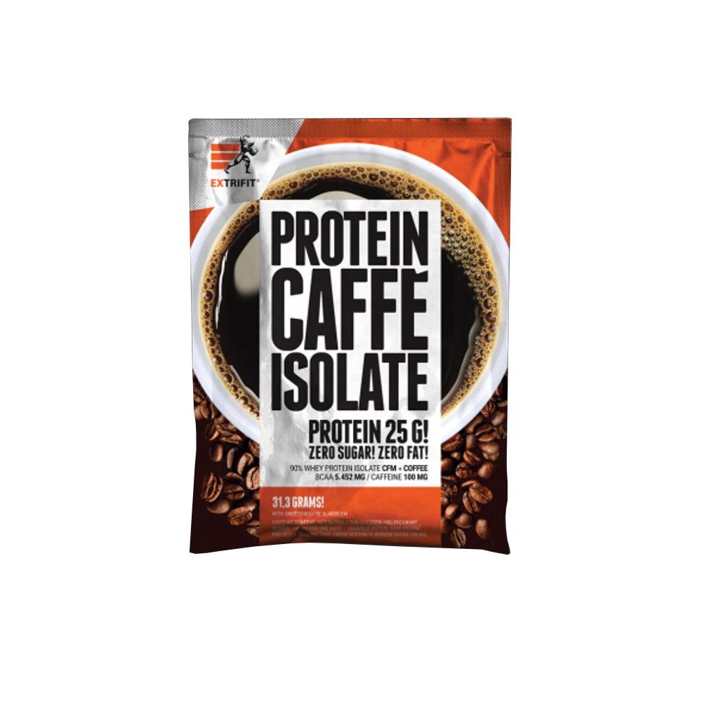 【捷克EXTRIFIT】CFM分離乳清蛋白隨身包-無糖咖啡口味(31g/包)