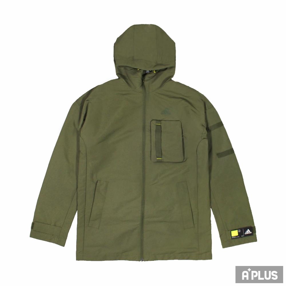 ADIDAS 男 尼龍防風外套 TH JKT WV CSTM - GP0990