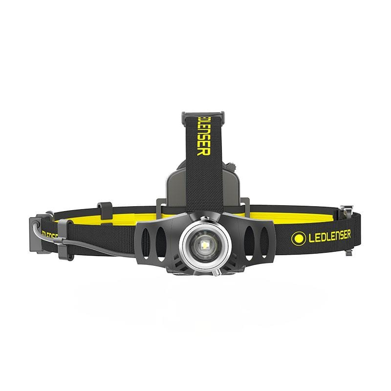 iH6R 工業用充電式伸縮調焦頭燈