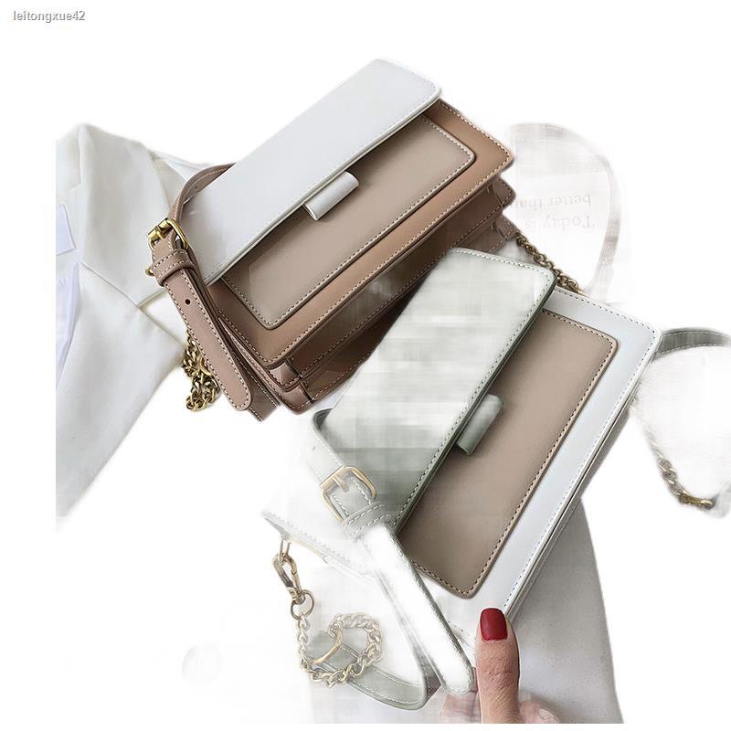 ☼法國小眾包包洋氣包包女包2019新款韓版百搭斜挎包夏季質感小方包