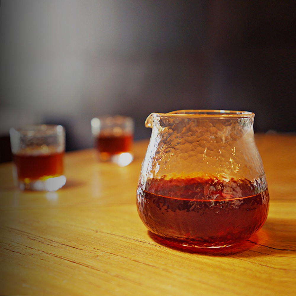 TIMEMORE 泰摩錘目紋玻璃咖啡分享壺 日式錘目紋 玻璃咖啡杯 品茗杯 小酒杯 烈酒杯 分享壺 咖啡濾壺 手沖咖啡