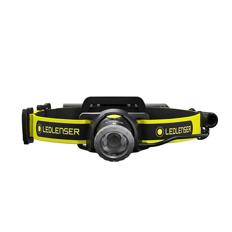 iH8R 工業用充電式伸縮調焦頭燈