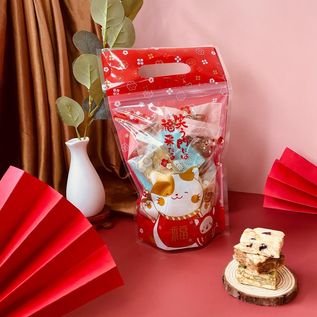 [ 媽咪里啦手工餅乾 ] 綜合雪Q餅 年節禮盒 送禮首選 過年禮盒