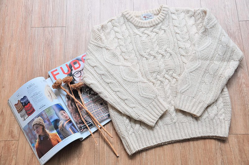 Vintage 上著 / 套頭毛衣 no.134