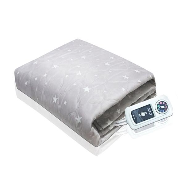 來而康 韓國甲珍雙人恆溫省電型電熱毯KR3800J 床墊 電熱毯 上網登入延長保固再抽獎 花樣隨機出貨