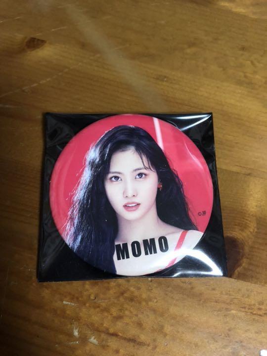 日本直送 二手 TWICE 徽章 Momo mercari