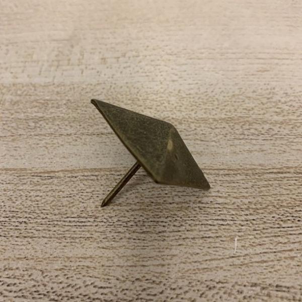 泡釘銅釘裝飾釘方釘青古釘沙發釘軟包加長圖釘(777-8938)