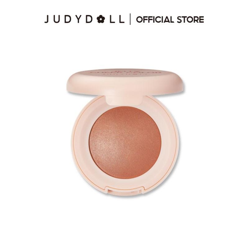 Judydoll橘朵高光腮紅啫喱迷你粉色顯色細膩自然提亮膚色【8台幣加購面膜】