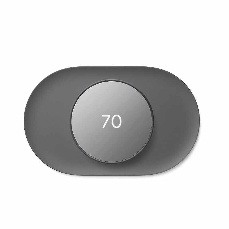 Google Nest Thermostat Trim Kit - Made for the Nest Thermostat - Programmable Wifi Thermostat Access