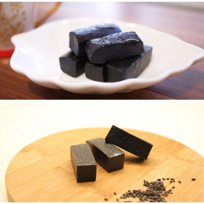 菓然好運禮盒-A款 綜合牛軋糖、咖啡、黑芝麻軟糖 過年必備 送禮好用 【甜園】