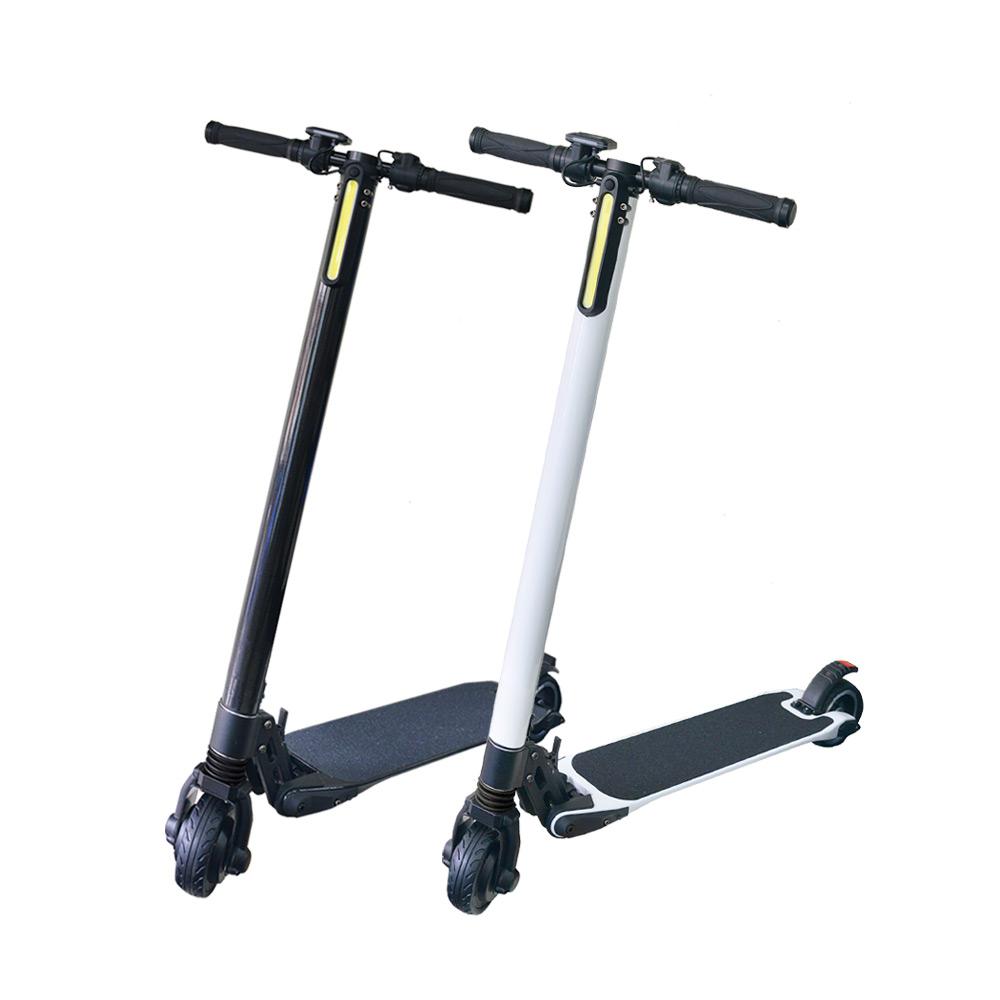 Waymax威瑪 5.5吋碳纖維智能電動避震滑板車  X6
