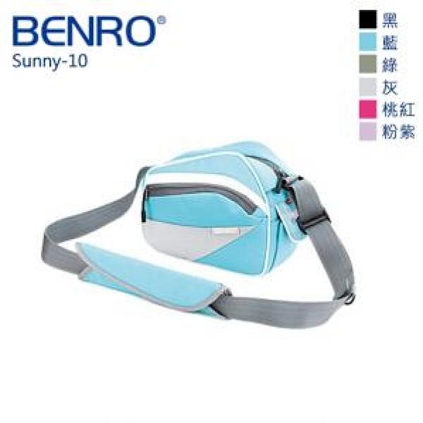 【】Benro 百諾 Sunny 10 小太陽系列 單肩攝影側背包