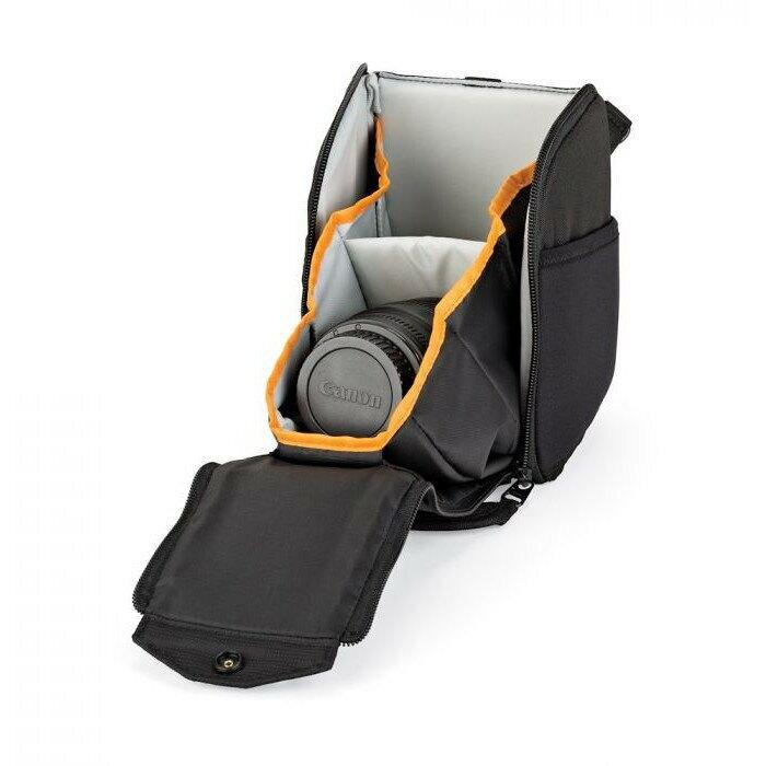 LOWEPRO ProTactic 100AW (L219) 專業旅行者快取鏡頭袋 可拆卸和調節的肩帶