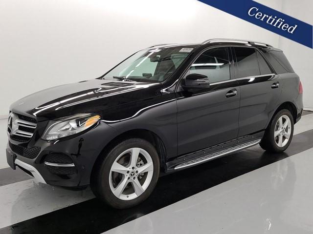 [訂金賣場]Certified 2018 GLE 350 4MATIC SUV