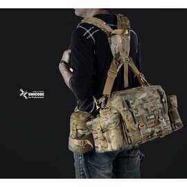 UNICODE H1N1F1 MultiCam Camera Bag Full Set 多地形迷彩大全套